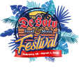 De Soto Food  Music Fest Logo
